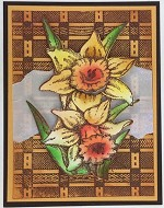 DAFFODIAL STAMP AND DIE COMBO SET